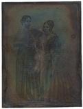 Visualizza Portrait de deux femme anteprime su