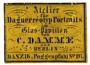 Visualizza Etikett von C. Damme anteprime su