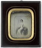 Visualizza Portretminiatuur van een vrouw anteprime su