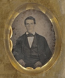 Visualizza portrait of a young man from the Quincy famil… anteprime su