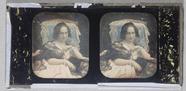 Miniaturansicht Vorschau von Hand coloured stereo plate, known in the coll…