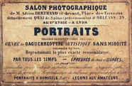 Visualizza photographers label of M. Adrien Bertrand, Ly… anteprime su
