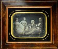 Visualizza Groepsportret van een familie; man met vrouw … anteprime su
