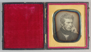 Thumbnail af Quarter-length portrait of Andrew Pritchard l…