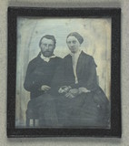 Visualizza Double portrait of unidentified man and woman anteprime su