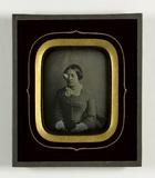 Miniaturansicht Vorschau von portrait of woman, Woltera Enschedé