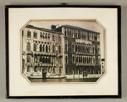 Thumbnail preview of Der Palazzo Foscari in Venedig, 1848 (?)