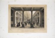 Visualizza Galerie d'Orléans au Palais Royal. planche no… anteprime su