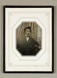 Visualizza Bildnis eines jungen Mannes, halbe Figur, vor… anteprime su