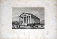 Visualizza Eglise de la Madeleine; planche no 11, Publié… anteprime su