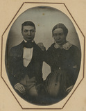 Visualizza Portrait d'un couple anteprime su