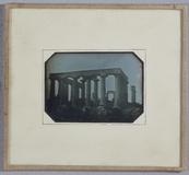Miniaturansicht Vorschau von View of the Temple of Jupiter Panhellenius in…