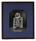 Visualizza statue of presumably the Hindu God Agastya (S… anteprime su