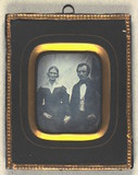 Thumbnail preview of Double portrait of Jacob og Ernestine Wesenbe…