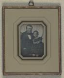 Stručný náhled Portrait of Edvard Benzon with child/ childre…