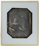 Visualizza Portrait of unknown couple. anteprime su
