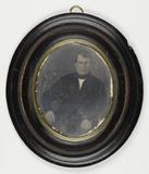 Miniaturansicht Vorschau von Portrait of a man.  Linked to the daguerrotyp…