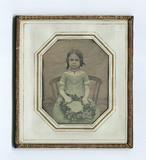 Esikatselunkuvan Mädchen mit Kranz (Fanny von Mangoldt) näyttö