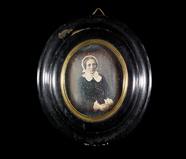 Visualizza Portrett av en eldre kvinne. Portrait of an e… anteprime su