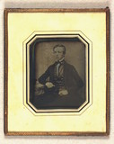 Thumbnail preview of Portrait of unidentified man