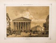 Visualizza Paris daguerréotypé No 56, La Madeleine. in: … anteprime su