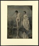 Thumbnail af Les baigneuses : étude de nus dans une compos…