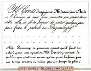 Visualizza Etikett von M. Rudolph Ernst anteprime su