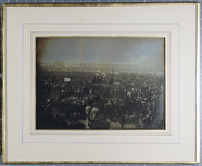 Visualizza View of the Chartist meeting on Kennington Co… anteprime su