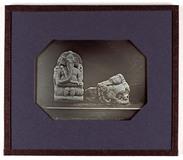 Visualizza statue of the Hindu God Ganesha and a Kala wa… anteprime su