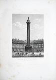 Visualizza Colonne de la Place Vendôme, Paris. Prise au … anteprime su