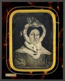 Miniaturansicht Vorschau von Portrait de femme âgée, en buste, portant une…