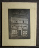 Thumbnail preview of Doorway with its decorative architectural sur…