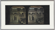 Visualizza Stereoscopic view of the Egyptian Court at Cr… anteprime su