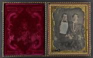 Forhåndsvisning av Bildnis eines Ehepaares, sie mit einer Goldke…