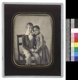 Visualizza Frl. Marie Weiss u. Bruder als Kinder (Schwei… anteprime su