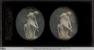 Visualizza Kunstreproduktion einer Marmorstatue (Susanna… anteprime su