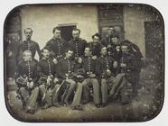 Thumbnail preview of Französische Militärgruppe. Klassisches Grupp…
