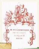 Visualizza Etikett von M. Vollenweider anteprime su