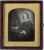 Thumbnail af Portret van een vrouw
