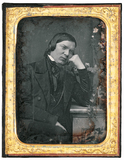 Thumbnail preview of Robert Schumanns wohl bekanntestes Porträt. D…