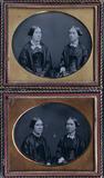 Miniaturansicht Vorschau von Portraits of two sisters