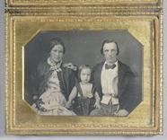 Visualizza Case containing two quarter plate daguerreoty… anteprime su