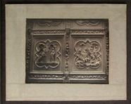 Miniaturansicht Vorschau von Two panels from the baptistery door in Floren…