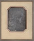 Thumbnail preview of Indrammet daguerreotypi, portræt af købmand J…