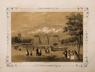 Thumbnail preview of Paris daguerréotypé No 23, Le Palais du Luxem…