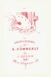 Visualizza Etikett von A. Kümmerly anteprime su