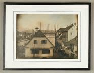 Visualizza Häuser an der Mur in Graz, mit der Kettenbrüc… anteprime su
