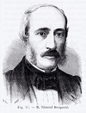 Visualizza portrait de M. Edmond Becquerel illustration … anteprime su