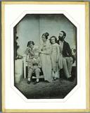 Esikatselunkuvan Portrait de la famille Charles Eynard, Charle… näyttö