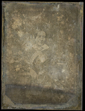 Visualizza Junge Frau mit weißer Halsschleife an einem T… anteprime su